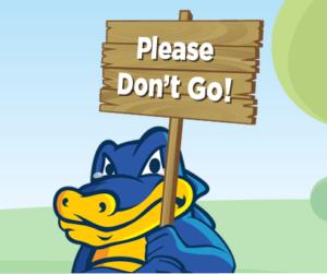 Crying Gator